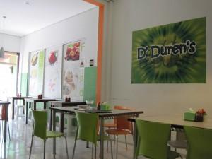 inside D'Duren's